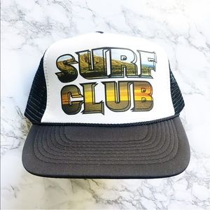Other - SURF CLUB Hat